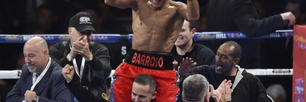 Golden Boy on ESPN Results: Explosive knockouts highlight action packed card as Barroso stuns Maldonado Jr.