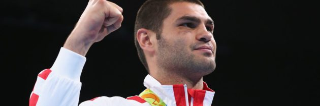 Bronze medalist Filip Hrgovic signs with Sauerland