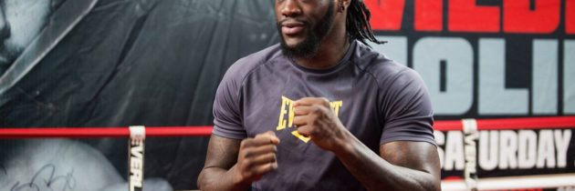 Deontay Wilder: I still want to fight Luis Ortiz, no matter what