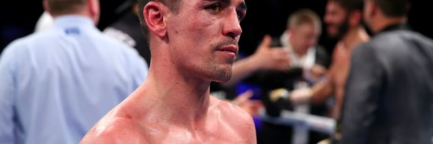 Crolla expects to be a better fighter in Burns showdown