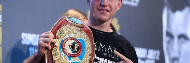 Jeff Horn to face Gary Corcoran in December