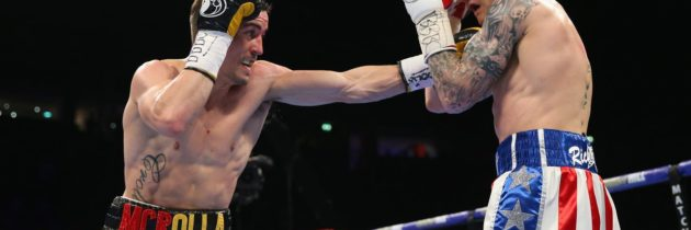 Crolla vs Burns results: Anthony Crolla beats Ricky Burns in Manchester
