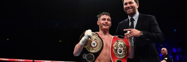 Ryan Burnett wins UD over Zhanat Zhakiyanov, unifies titles