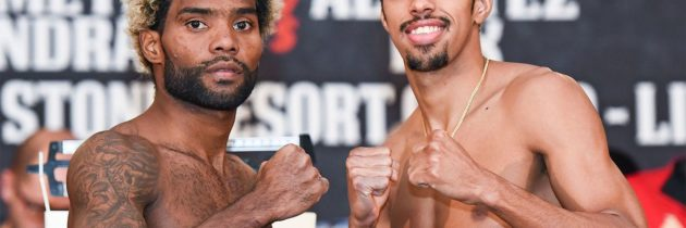 Corrales vs Machado: Live streaming results and round by round coverage