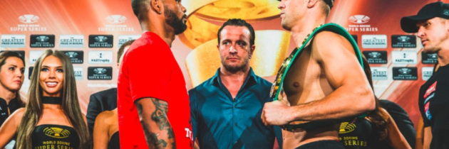 Briedis vs Perez: Live streaming results and round by round coverage