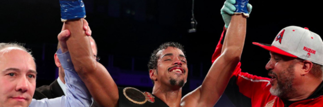 Machado stuns Corrales with KO win, takes WBA title