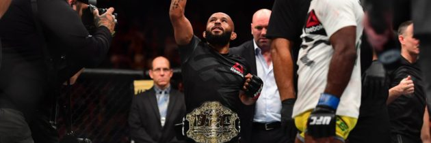Immortality! UFC 216 promo video preview for Demetrious Johnson vs Ray Borg title fight on Oct. 7 in Las Vegas