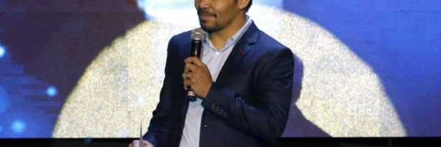 Manny Pacquiao could join Terence Crawford-Jeff Horn card