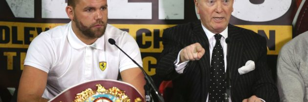 Warren, Saunders tease possibility of fighting Groves