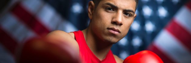 Balderas added to Feb. 17 FOX card