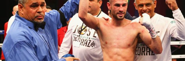 Pedraza plans move to lightweight