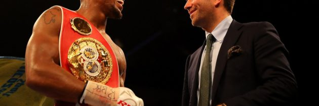 Hearn: Joshua could make U.S. debut in summer