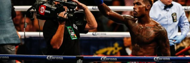 Jermall Charlo: If Centeno can't take a punch, he goes in first round