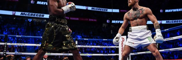Mayweather announces move to MMA?