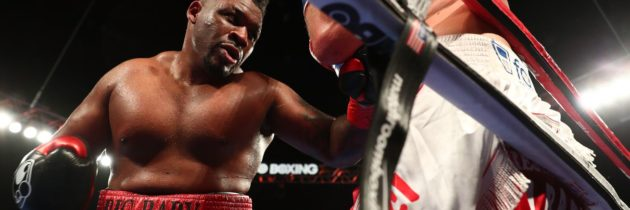 Jarrell Miller vs Johann Duhaupas likely for April 28