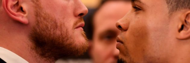 WBSS Pre-Fight: George Groves vs Chris Eubank Jr.