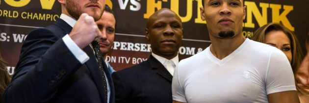Boxing TV schedule for February 16-17