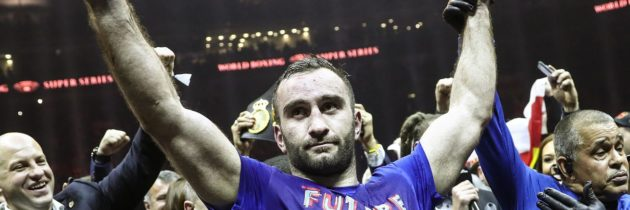 Gassiev-Dorticos: The Day After (Video)
