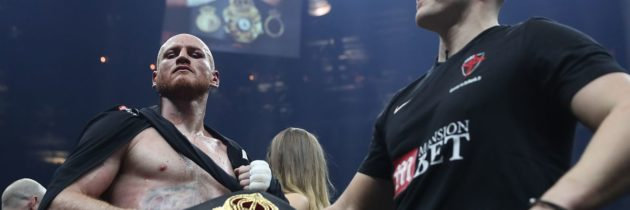 Groves 'confident' he will be in WBSS final despite injury
