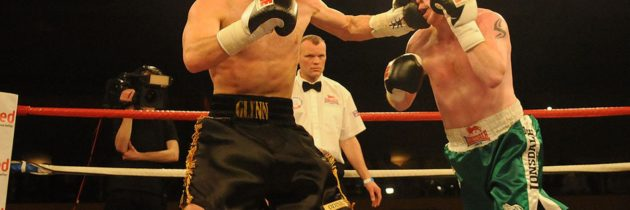 Glenn Foot fires shots at Frank Warren