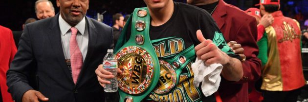 David Benavidez to return in July