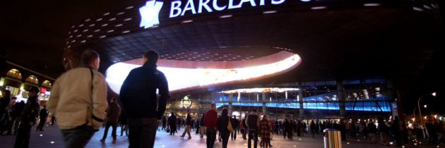 Firearm was discharged at Barclays Center