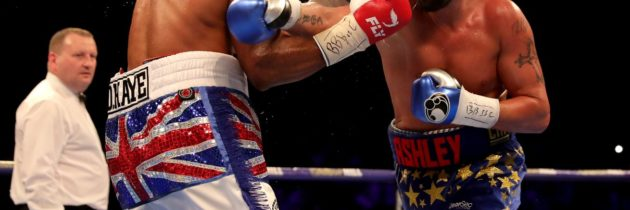 Bellew: I believe I can beat Andre Ward