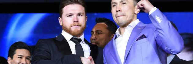 Canelo, Golovkin reach deal for Sept. 15 rematch