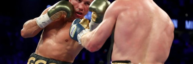 Canelo-Golovkin 2: Lessons from the Prequel
