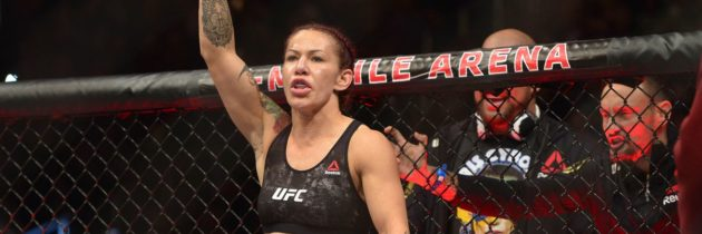 Cyborg Opens As Heavy Favorite Over 'Lioness'
