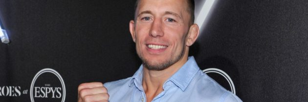 Midnight Mania! GSP Says Sonnen Has 'Smart' Solution to Weight Cutting