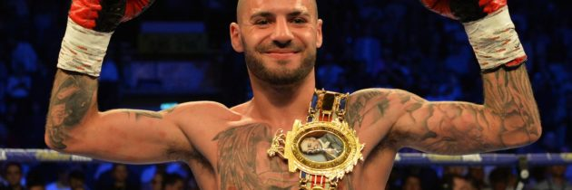 Ritson set for fights in September and October