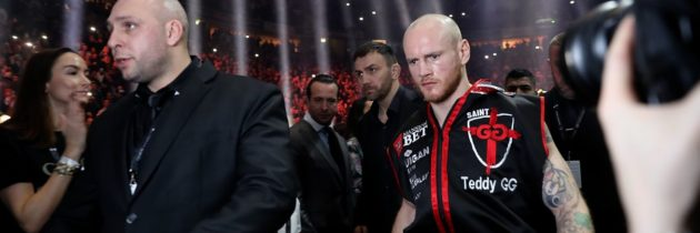 Groves: Shoulder was fine, Smith was the better man