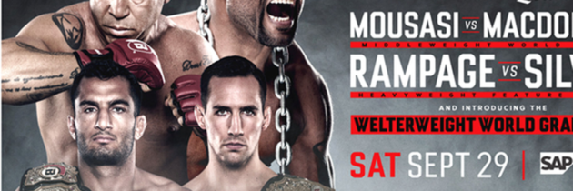 Bellator 206 'Mousasi Vs MacDonald' Recap & Highlights!