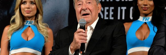 Arum: SHO will leave boxing within the next year
