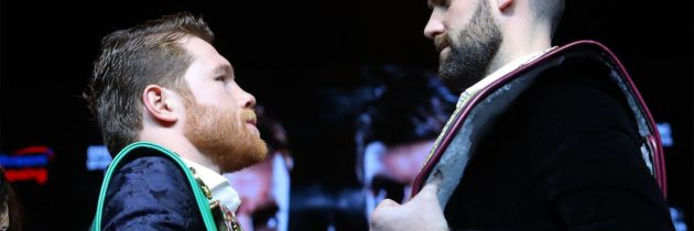 Canelo-Fielding: NYC press conference quotes