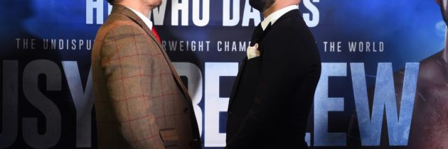 Preview: Usyk-Bellew