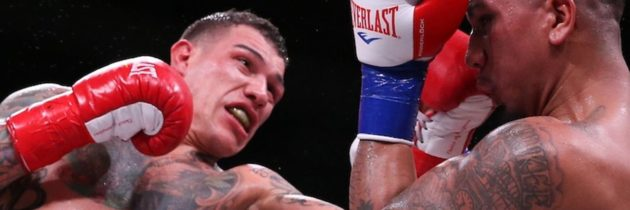 Arias and Rosado battle to split draw
