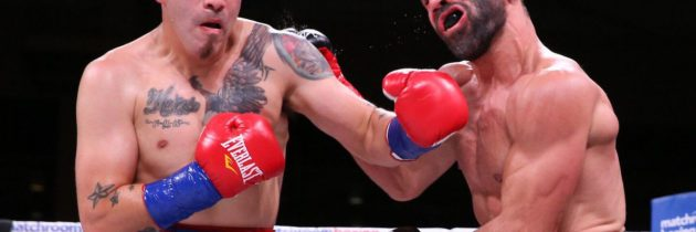 Rios stops Alvarez in action-packed fight