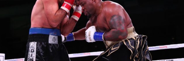 Miller knocks out Dinu in four