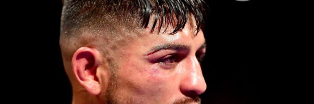Mares suffers detached retina