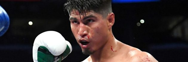 Garcia looking to cement his legacy against Spence