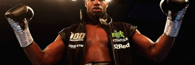Dubois doesn't think he's far from world title fights