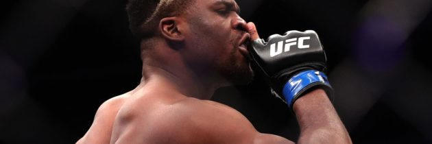 Midnight Mania! Ngannou Explains Why He Left His Village Without Saying Goodbye