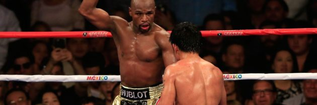 Possible Mayweather rematches, from least to most likely