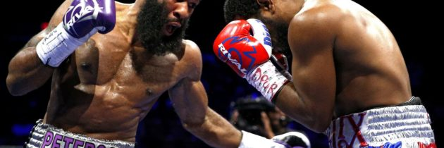 Big fights could await winner of Peterson-Lipinets