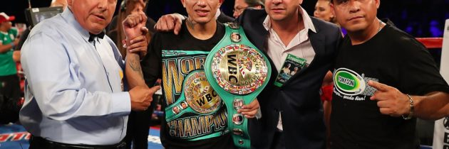 Berchelt-Vargas II rescheduled for May 11
