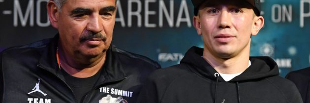 Sanchez on GGG to DAZN, June fight, Canelo, and more