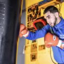 Martinez, Moralde discuss April 5 ShoBox fight