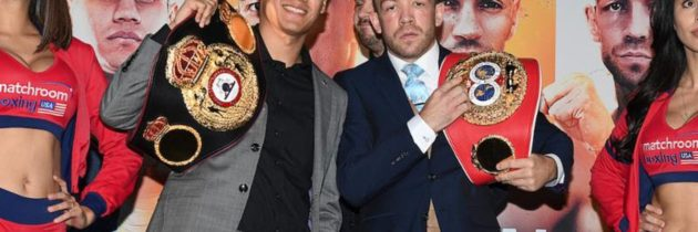 Roman, Doheny primed for unification showdown